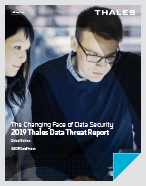 2019 Thales Data Threat Report