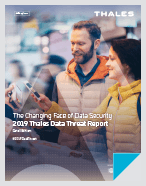 2019 Thales Data Threat Report - Retail Edition