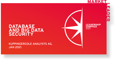 Thales Named a Market Leader in Database & Big Data Security by KuppingerCole