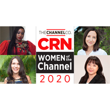Four Thales Women Recognized in CRN's 2020 Women of the Channel Awards