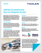 Albert Schweitzer Ziekenhuis - SafeNet Trusted Access - Case Study