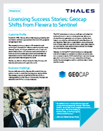 Geocap Licensing Success Stories - Case Study