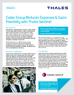Cadac Group Reduces Expenses & Gains Flexibility - Case Study