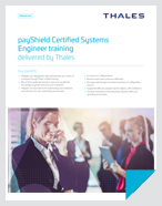 payShield Certified Systems Engineer training