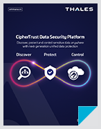 CipherTrust Data Security Platform - Data Sheet