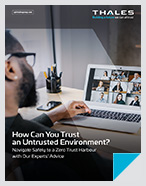 How Can You Trust an Untrusted Environment - eBook