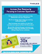 Increase Your Revenue by Focusing on Customer Experience - Infographic