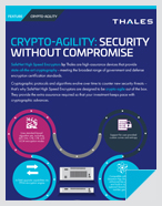 Crypto-Agility: Security Without Compromise