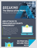 The Silence of the PAMS - Infographic