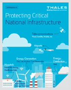 Protecting Critical Infrastructure - Infographic