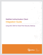 Using SAC CBA for Check Point Security Gateway - Integration Guide