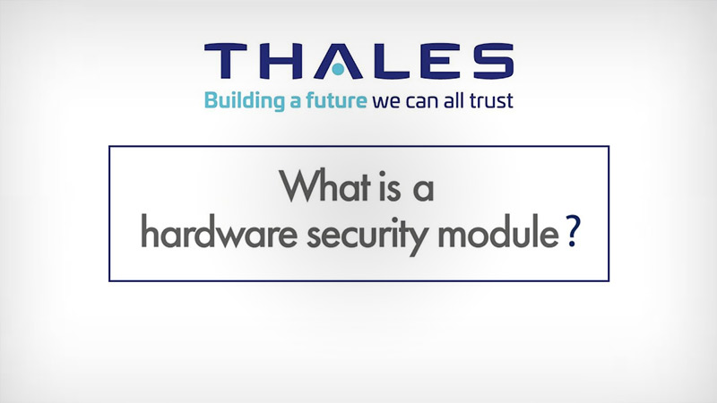 What is a Hardware Security Module?