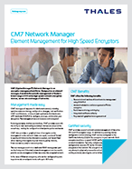 CM7 Network-Manager - Product Brief