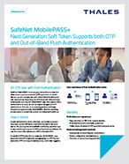 SafeNet MobilePASS Plus - Product Brief