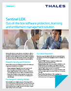 Sentinel LDK - Product Brief