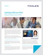SafeNet IDPrime 940 - Product Brief