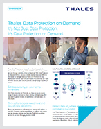 Thales Data Protection On Demand - Product Brief