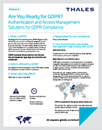 Are You Ready for GDPR? - Paper