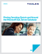 Protecting Sensitive Data In And Around A Microsoft SQL Server Database - White Paper