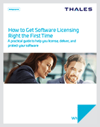 get licensing right the first time