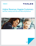Higher revenues happier customers creating a software licensing win win with recurring revenue