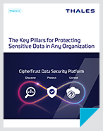 The Key Pillars for Protecting Sensitive Data in Any Organization - White Paper