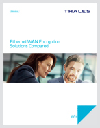 Ethernet WAN Encryption Solutions Compared - White Paper