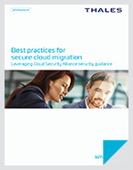 Best Practices For Secure Cloud Migration - White Paper