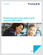 Protecting sensitive data in and around SAP HANA - Whitepaper