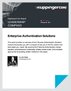 kuppingercole enterprise authentication solutions