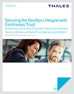 Securing the DevOps Lifecycle with Continuous Trust - White Paper