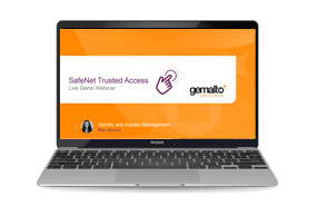 SafeNet Trusted Access - Product Demo Webinar