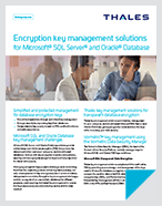 TDE Key Management - Solution Brief
