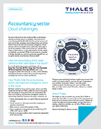 Accountancy sector - Solution Briefs