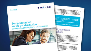 Best Practices For Secure Cloud Migration