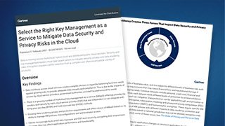 Gartner Report Key Management