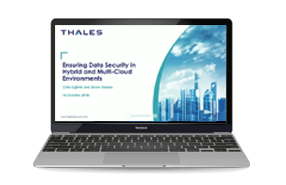 Ensuring Data Security in Hybrid and Multi-Cloud Environments-Webinar