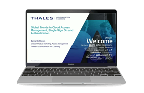 Global Trends in Cloud Access Management, Single Sign On and Authentication - Webinar