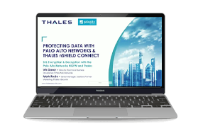 Thales + Palo Alto: Protecting the Interconnected Organization-Webinar