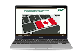 New Mandatory Breach Reporting in Canada - Webinar