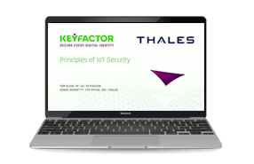The Principles of IoT Security - Webinar