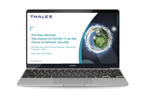 The New Normal: The Impact of COVID-19 on the Future of Network Security-Webinar