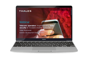 Telecom operators: Implementing data security in modern mobile networks-Webinar