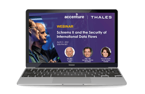Schrems II and the Security of International Data Flows - Webinar