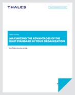 Maximizing The Advantages Of The KMIP Standard In Your Organization - White Paper